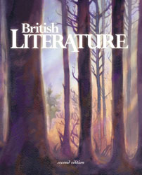 British Literature, 2nd ed. by BJU Press (textbook cover image)