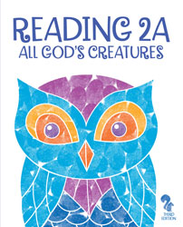 Reading 2, 3rd ed. by BJU Press (textbook cover)