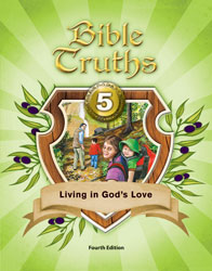 Bible 5, 4th ed. by BJU Press (textbook cover image)