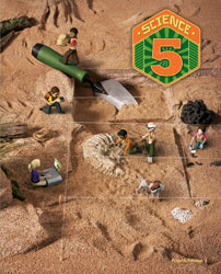 Science 5, 4th ed. by BJU Press (textbook cover image)