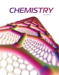 Chemistry, 4th ed. by BJU Press (textbook cover image)