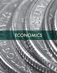 Economics, 3rd ed. by BJU Press (textbook cover image)