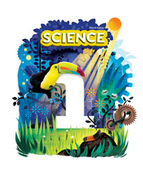 Science 1, 4th ed. by BJU Press (textbook cover image)