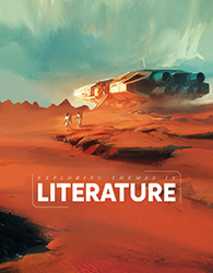 Exploring Themes in Literature, 5th ed. by BJU Press (textbook cover image)