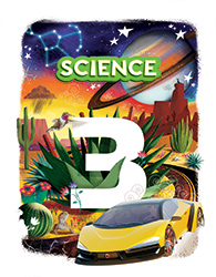 Science 3, 5th ed. by BJU Press (textbook cover image)