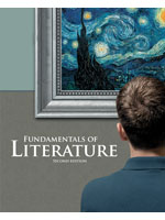 Fundamentals of Literature, 2nd ed. by BJU Press (textbook cover image)