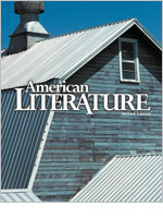American Literature, 2nd ed. by BJU Press (textbook cover image)