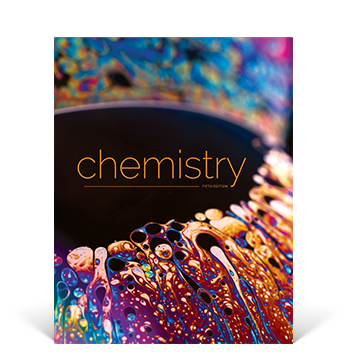 the cover of the Chemistry Student Edition