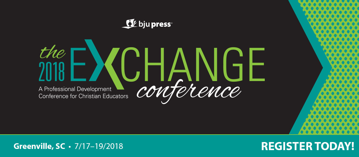 The 2018 Exchange Conference - Register Today!