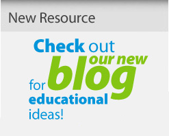Check out our blog for Christian educators.