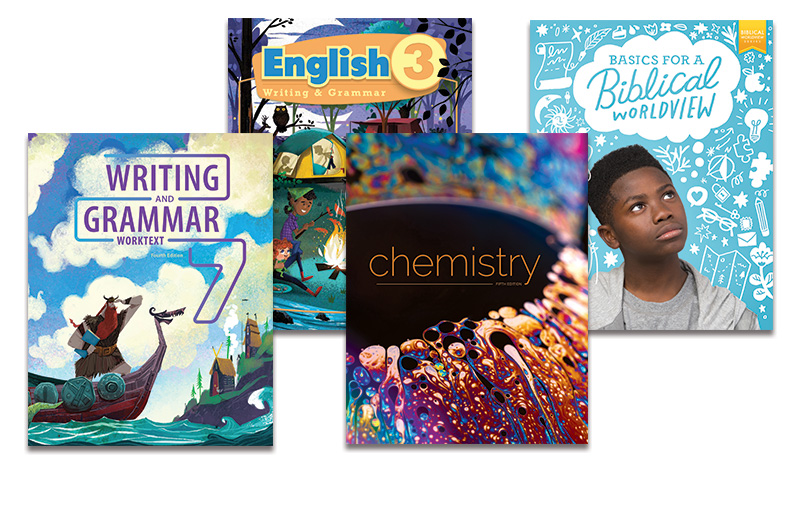 cover images for some of our new textbooks