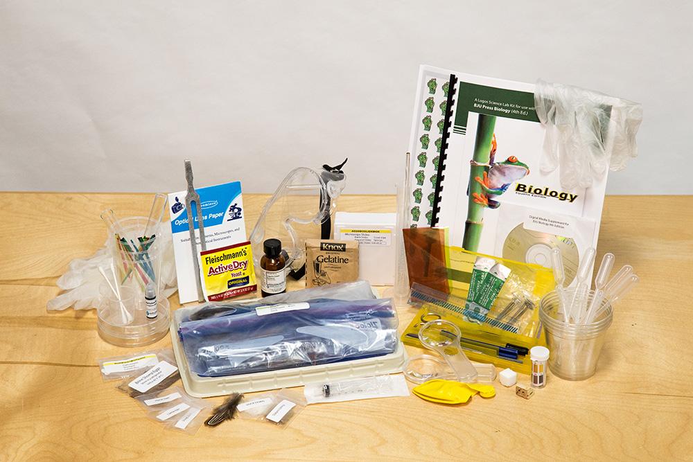 Logos Science Lab Kit for Biology (4th ed ) | BJU Press