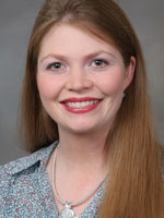 Mrs. Kristin Dunn, a course instructor for BJU Press Distance Learning