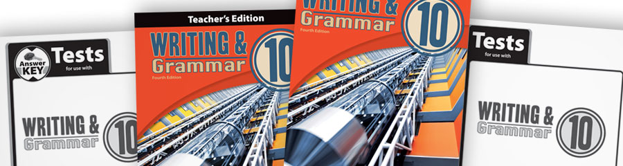 Writing and Grammar 10