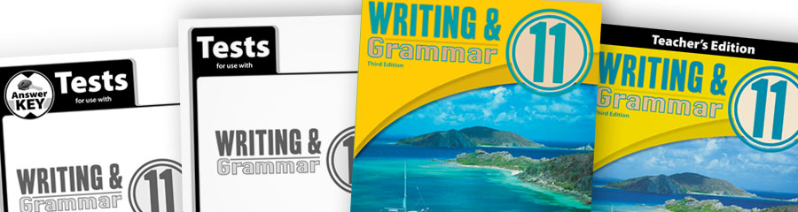 Writing and Grammar 11