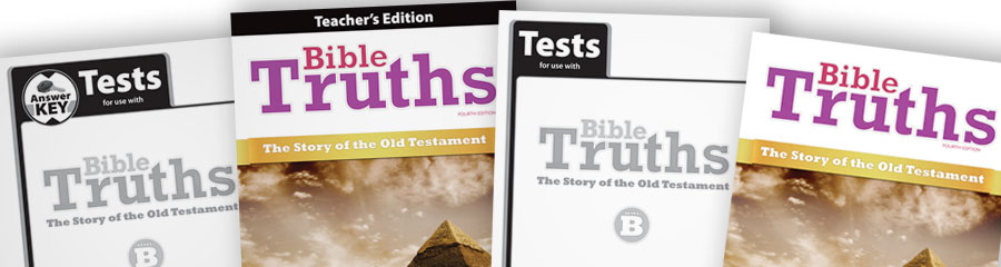 Bible Truths 8 Christian textbooks