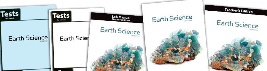 Science 8 Christian textbooks
