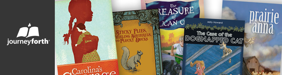 JourneyForth books for ages7to9