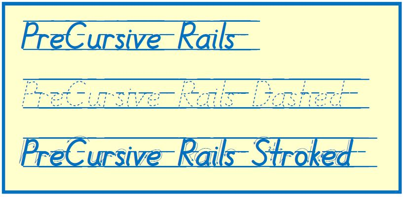 PreCursive Rails sample