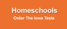 homeschools, order iowa tests