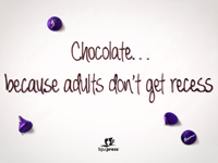 Chocolate Quote thumbnail