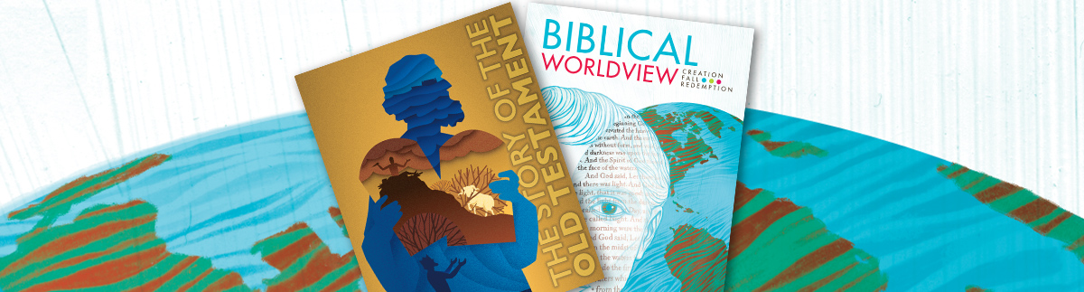Discover Secondary Bible