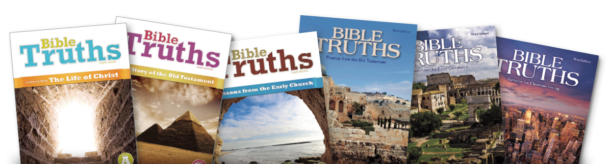 Discover Secondary Bible Truths