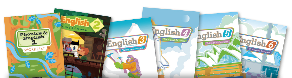 Discover Elementary English