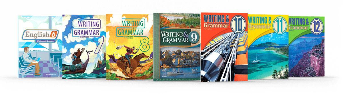 Discover Secondary Writing & Grammar