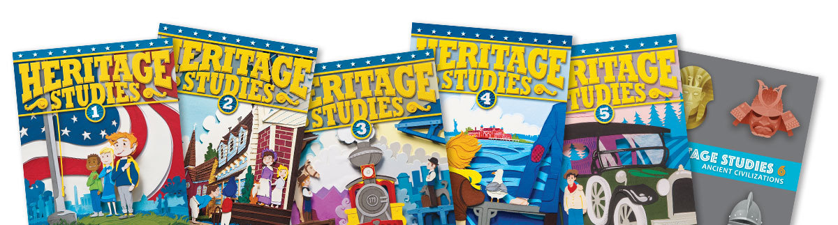 Discover Elementary Heritage Studies