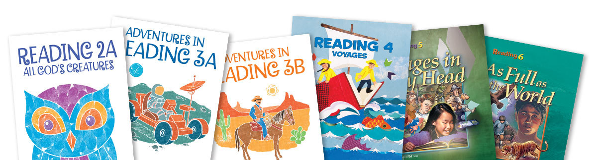 Discover Elementary Reading